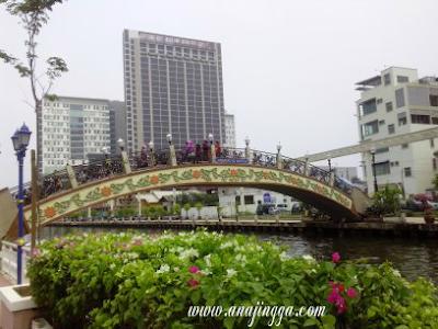 jambatan kampung morten