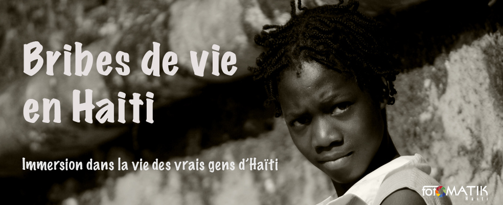 Bribes de vie en Haiti par Gaspard Dorelien