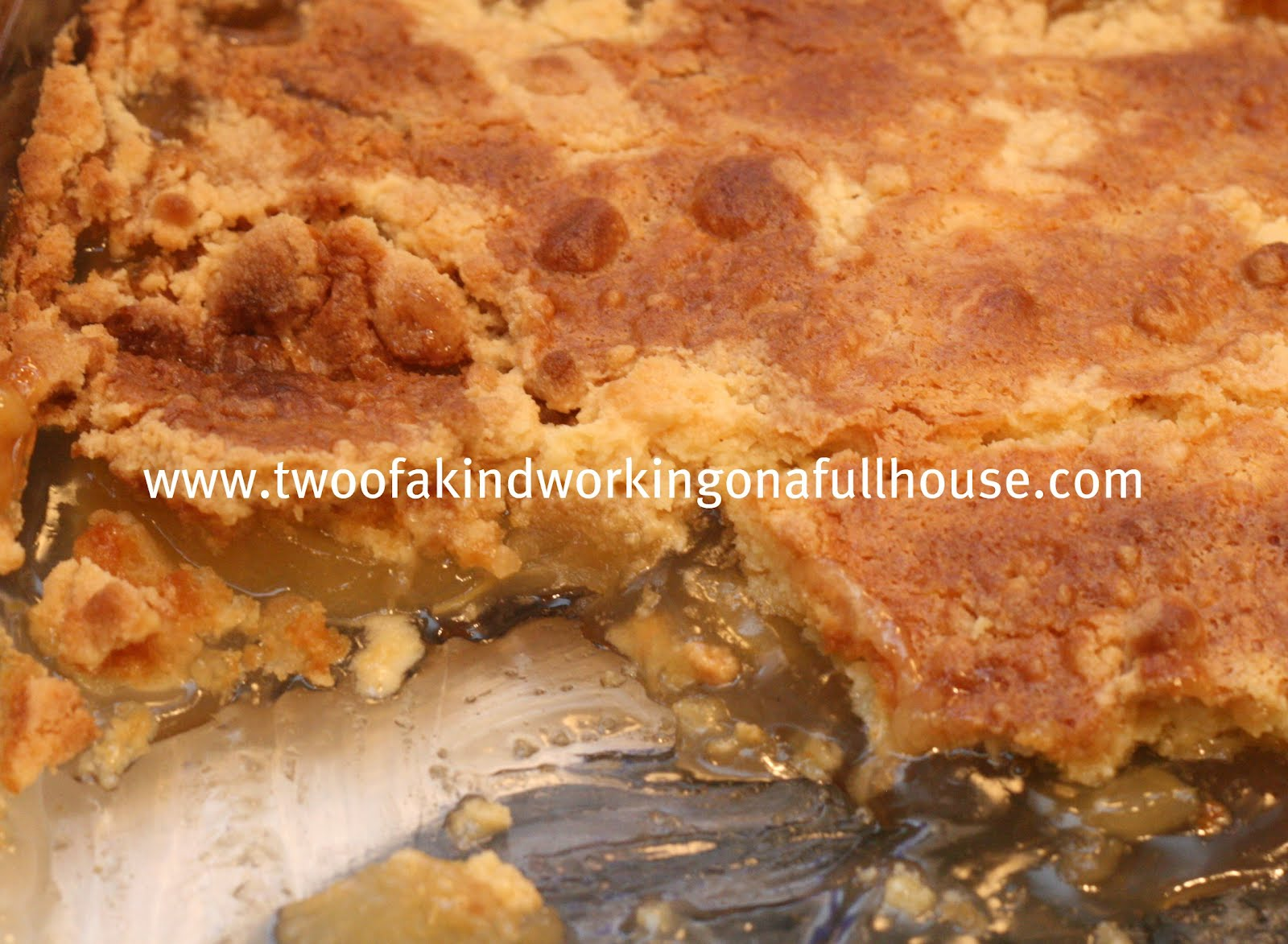 ... be called but i think its more of an apple cobbler than apple pie