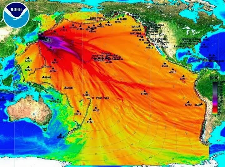 11 Μαρτίου 2017 : Εξι χρόνια από το πυρηνικό έγκλημα της Φουκουσίμα (11 Μαρτίου 2011)