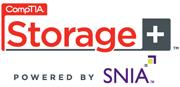 CompTIA Storage+ Logo