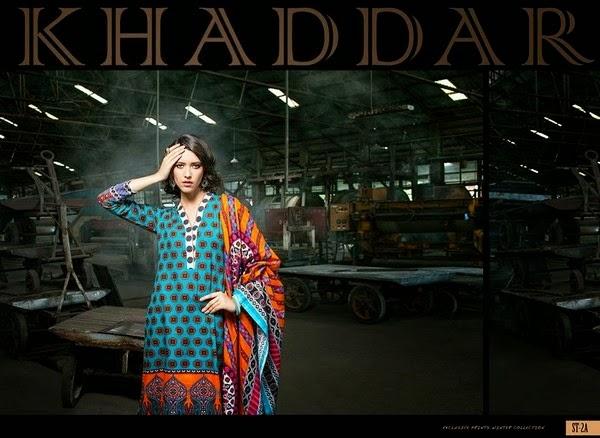 Exclusive Khaddar Prints