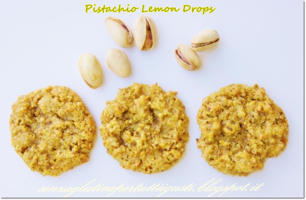... glutine...per tutti i gusti!: Pistachio Lemon Drops: by Martha Stewart