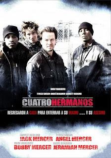 Ver pelicula Cuatro hermanos (2005) gratis