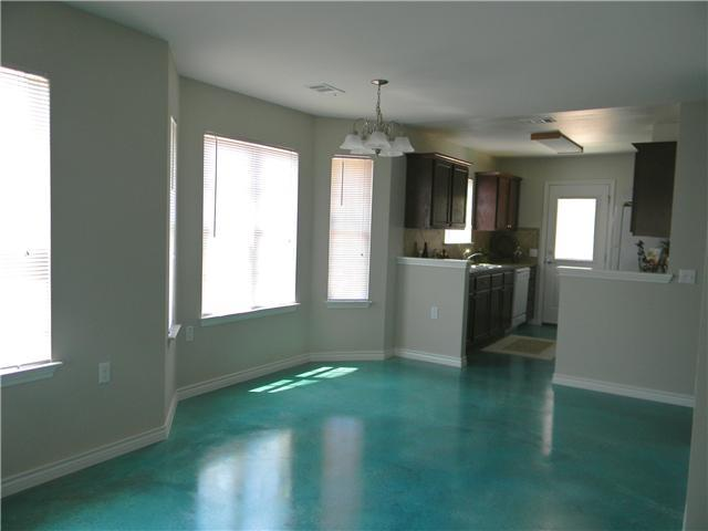 Turquoise Stained Concrete Floors : Stained concrete sovayreeder