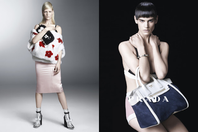 Prada Lookbook, Spring-Summer 2013