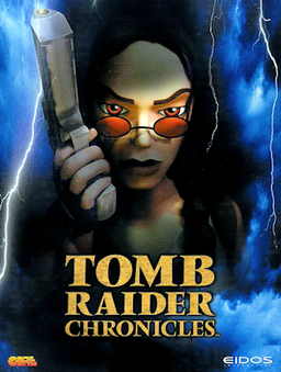 Tomb Raider Chronicles Game Poster