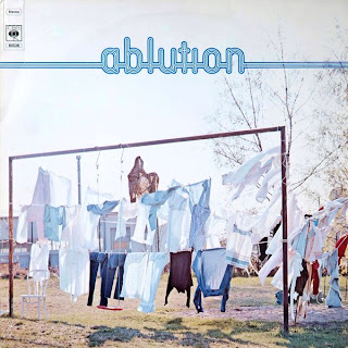ABLUTION-S.T., LP, 1974, SWEDEN