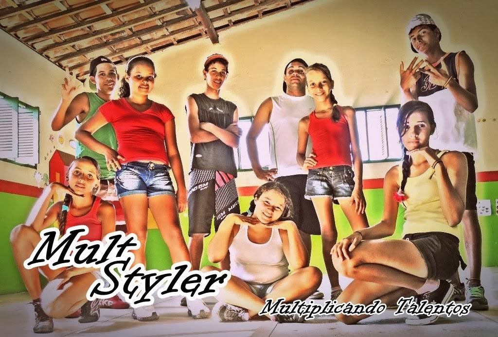 Grupo de dança Mult Styler