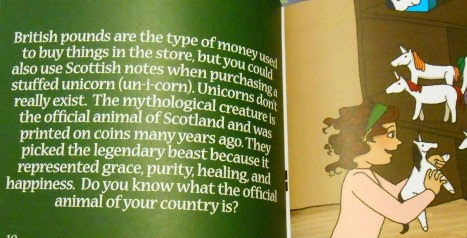 If You Were Me and Lived in Scotland money picture