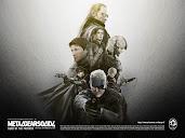 #30 Metal Gear Solid Wallpaper