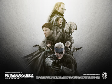 #30 Metal Gear Solid Wallpaper