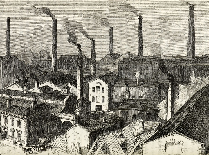the importance of industrialization in gaskells north and south However, by the end of the novel the industrial changes brought to england during this time period are viewed as necessary to the economy of the city and its citizens read more about manchester on wikipedia find book at a local library or on amazon 1 gaskell, elizabeth north and south new edition ed new york: norton, w w, 2004 print.