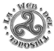 El Logo de La Web del Trisquel