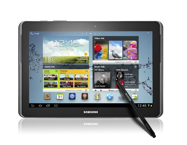 Samsung Galaxy Note 10.1 Reviews
