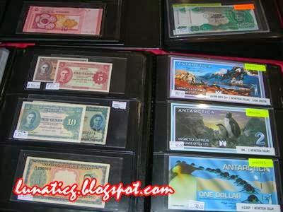banknotes for sell