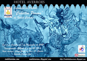 "Octubre 2012: ""Caballos persas"""
