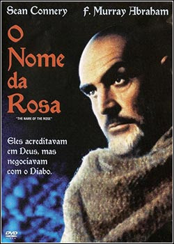 Download - O Nome da Rosa - DVDRip RMVB - Legendado