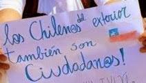 Votación presidencial de chilenos en el exterior