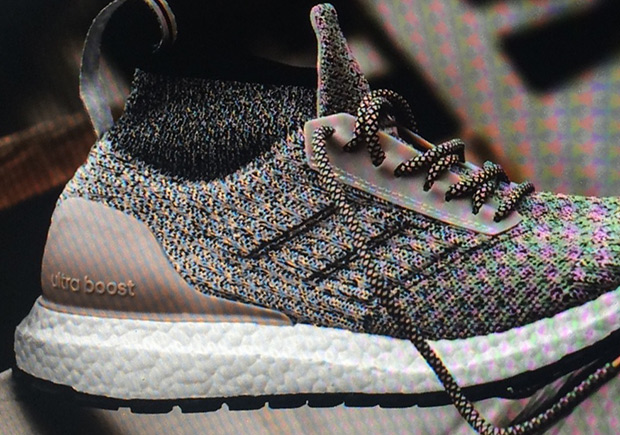 Adidas Ultra Boost Uncaged With Socks