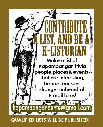 BE A K-LISTORIAN!