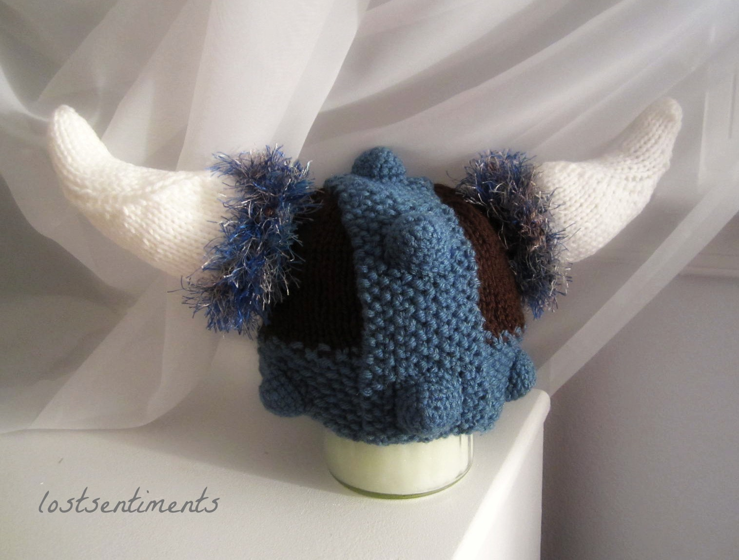 Viking Hat Knitting Pattern Free : lostsentiments: Where theres a will theres a way... and ...