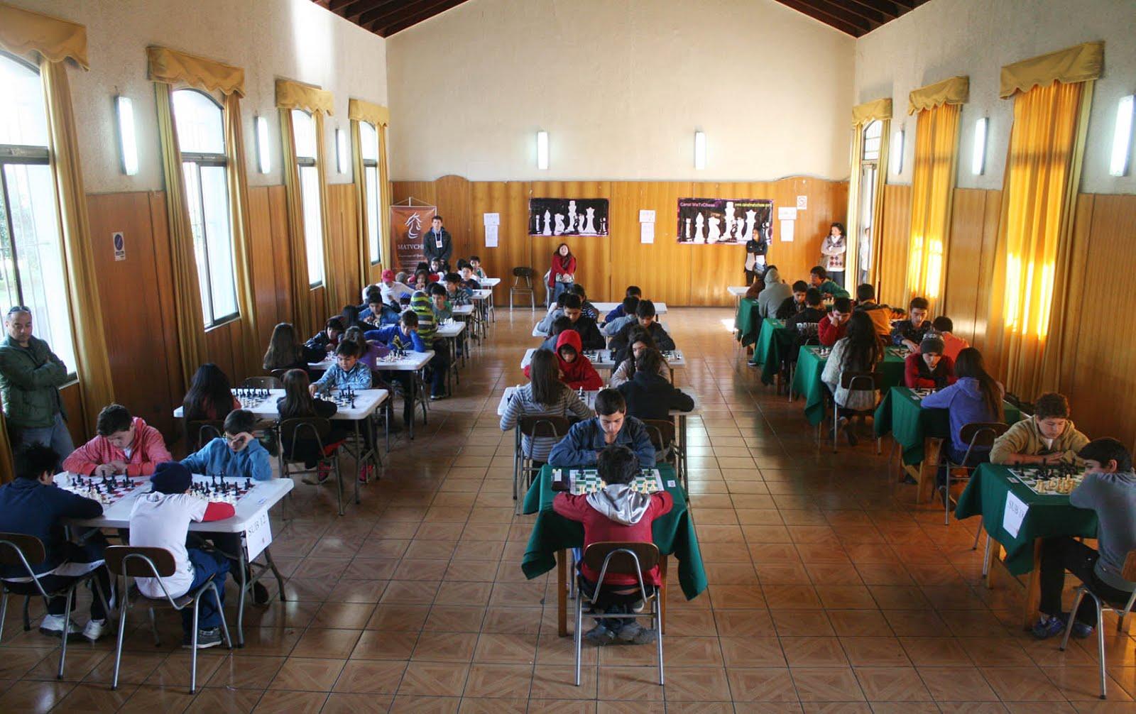 Torneo Escolar C.Inmaculada de Lourdes, Viña del Mar.