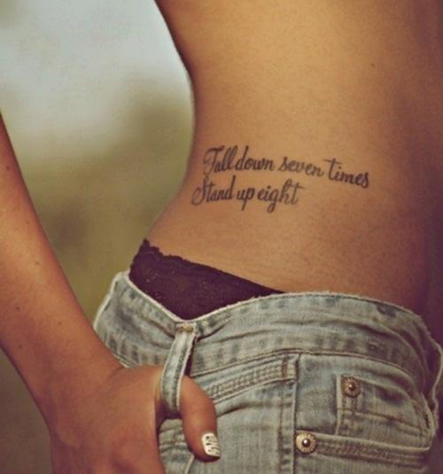 Dica E Inspiração Tatuagens Escritas Reacreditar