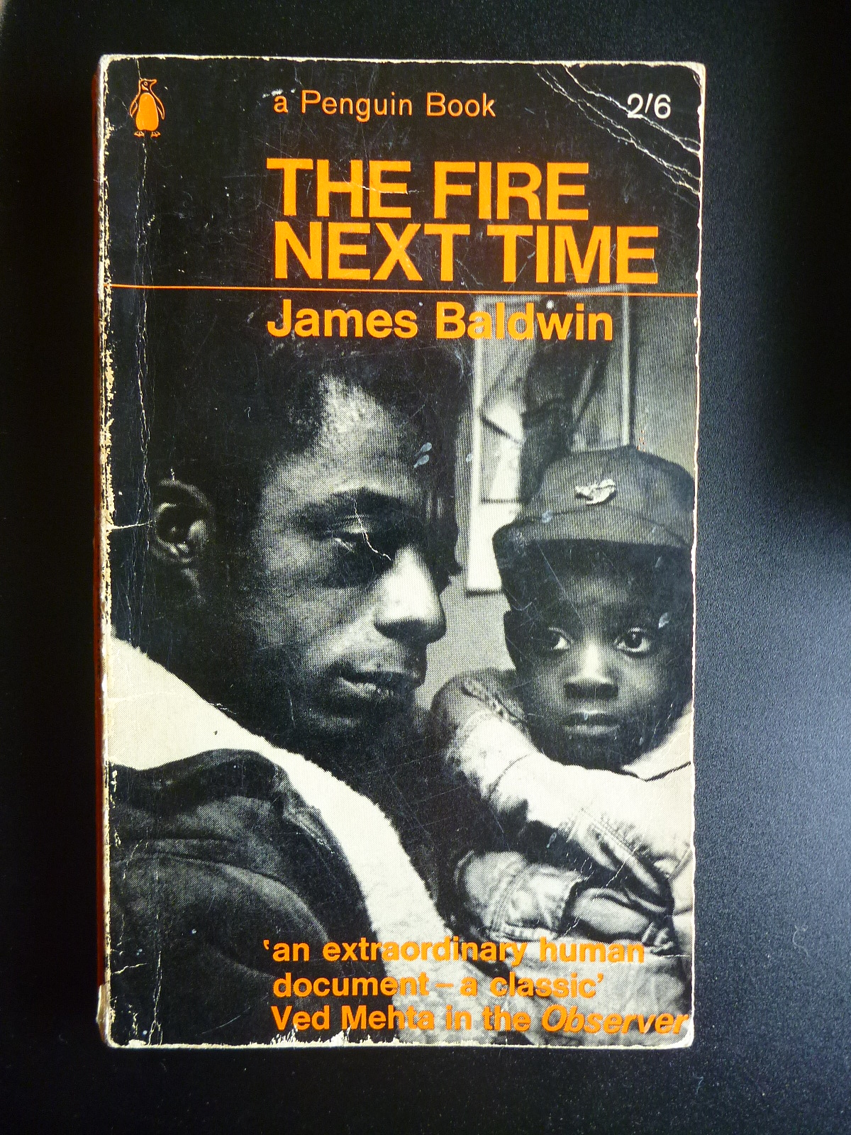 the teaching of james baldwins the fire next time Featuring classroom-ready james baldwin lesson these video clips appear under baldwin on the pbs learningmedia -- includes text from the fire next time.