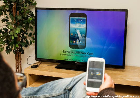 How To Connect Samsung Galaxy Note 2 To as HDTV