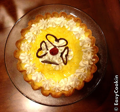 lemon tart - ღ valentines ღ