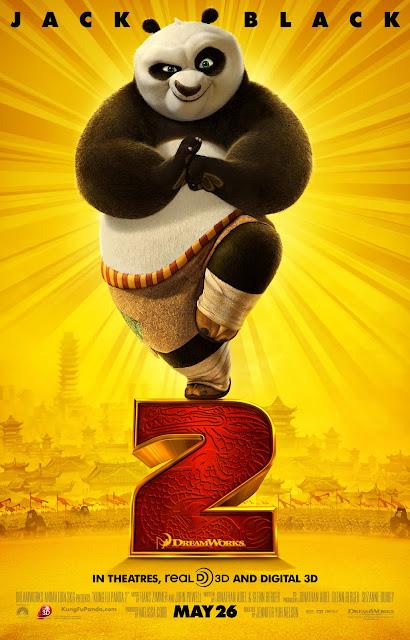Kung Fu Panda 2 กังฟู แพนด้า 2 HD 2011