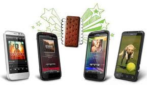 HTC Android 4.0 Ice Cream Sandwich