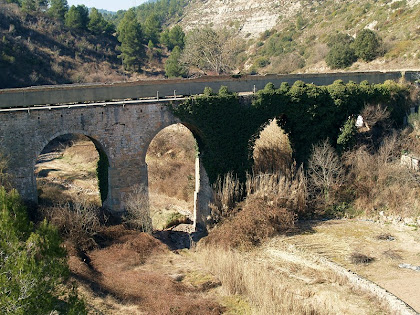 L'Aqüeducte del Vilar