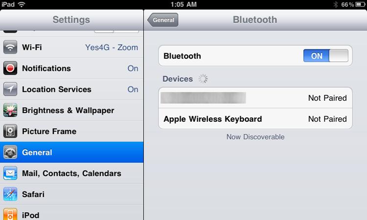 apple wireless keyboard pairing code