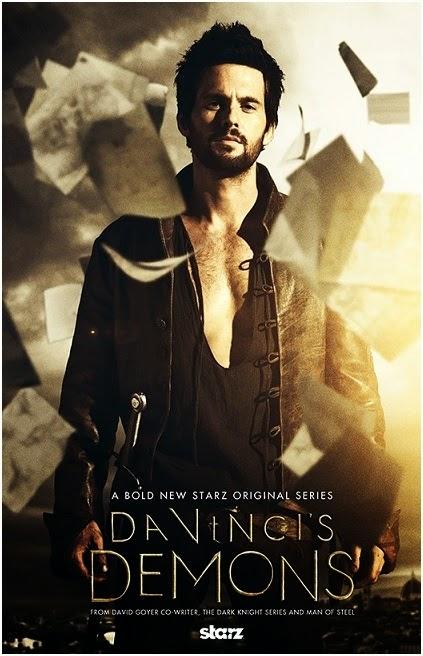 Da Vinci's Demons Temp. 2 (2014) 720p HDTV 830MB mkv Dual Audio AC3 5.1 ch