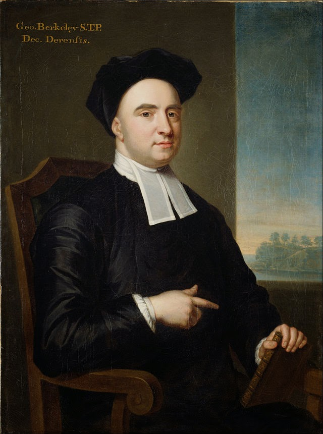 george berkeley an essay towards a new theory of vision