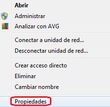 Cómo crear un punto de restauración Windows 7 - Paso 1