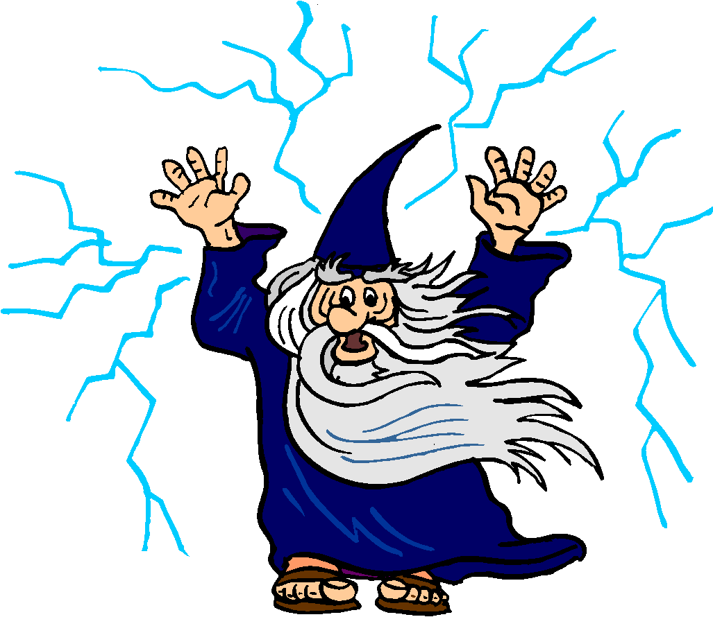 Wizard Free Clipart