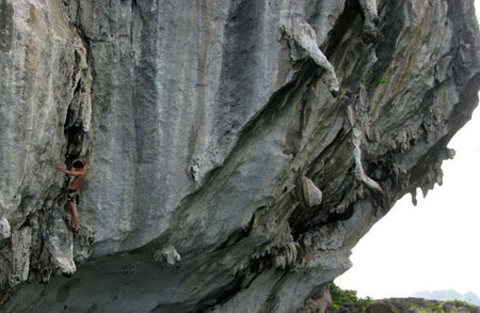 Đảo Tiên Ông - Các địa điểm leo núi  ở Miền Bắc