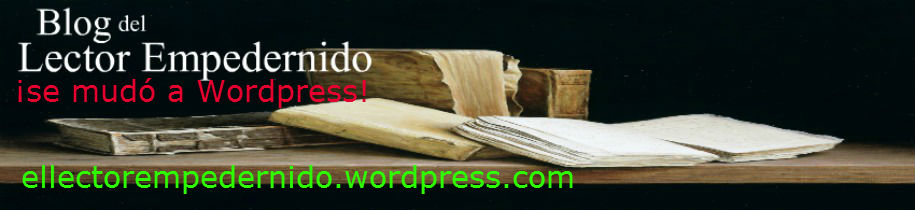Blog del Lector Empedernido