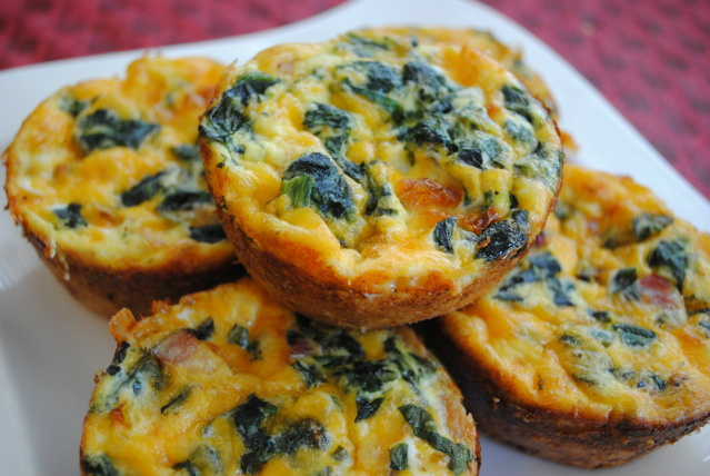 Easy Mini Quiches Recipe — Dishmaps