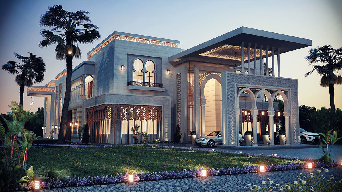 Top 10 houses of this week 18 11 2015 architecture for Arabic home design