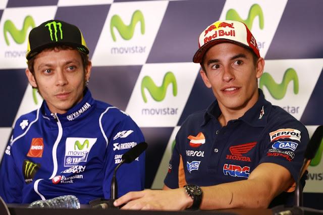 Rossi dan Marques