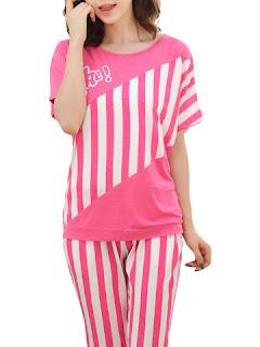 Model baju tidur trend terbaru idaman wanita saat ini