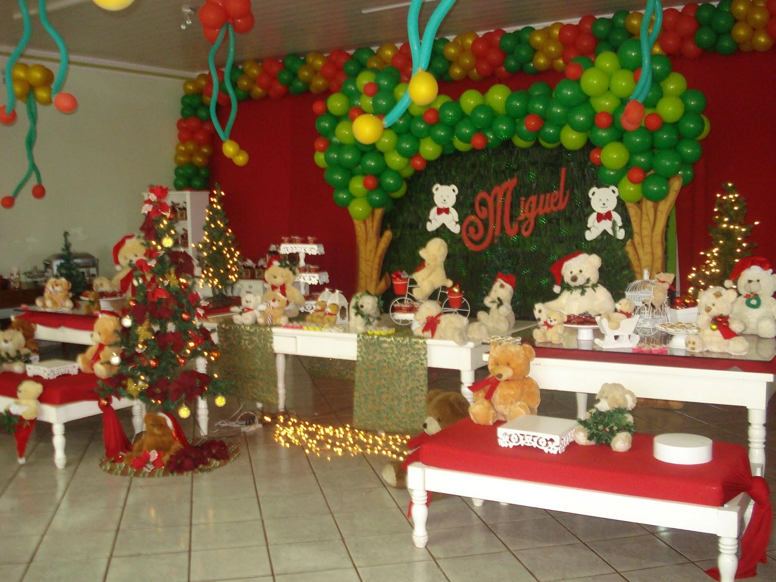 decoracao festa natal: & Ricardo Festas: Decoração – Ursos Natal – Raul & Ricardo Festas