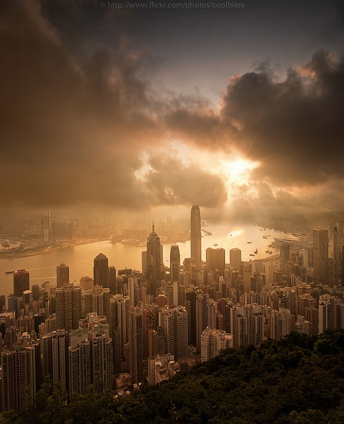 Amazing Hong Kong: Bayou Renaissance Man: Some Amazing Photographs Of Hong Kong