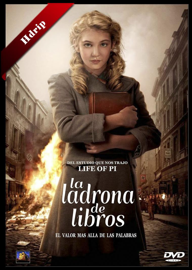 La Ladrona De Libros Hdrip Castellano 2013