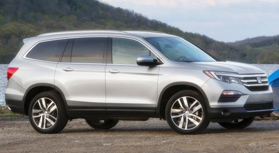 2016 honda pilot redesign review price and release date in canada net 4 cars. Black Bedroom Furniture Sets. Home Design Ideas