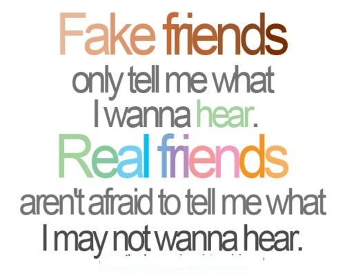 quotes about fake friends - photo #13